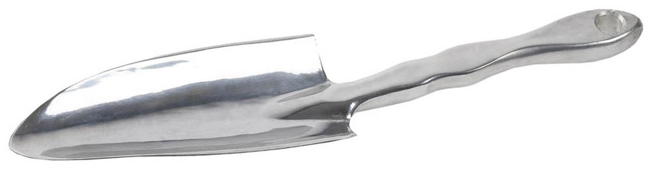 Совок посадочный широкий, Grinda, 245 мм, алюминиевый корпус (8-421711_z01)
