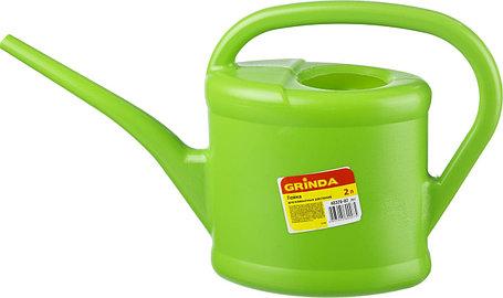 Лейка для комнатных растений, Grinda, объем 2 л, материал полиэтилен (40320-02_z01), фото 2