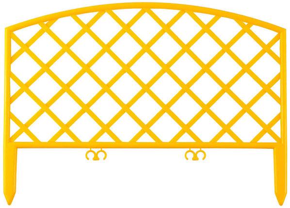 Забор декоративный ПЛЕТЕНЬ, Grinda, 28х320 см, терракот (422207-Y), фото 2