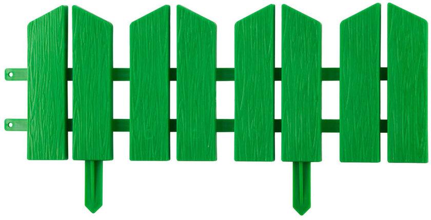 Бордюр декоративный ЛЕТНИЙ САД, Grinda, 16Х300 см, зеленый (422225-G), фото 2