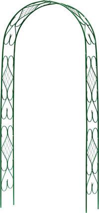 Арка декоративная АР ДЕКО, Grinda, 240 x 120 x 36 см (422251), фото 2