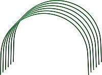 Дуги для парника, Grinda, 2.5 м, 6 шт., покрытие ПВХ (422309-100-095)