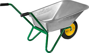 Тачка садовая, Grinda, 80 л, 100 кг (422399_z01), фото 2