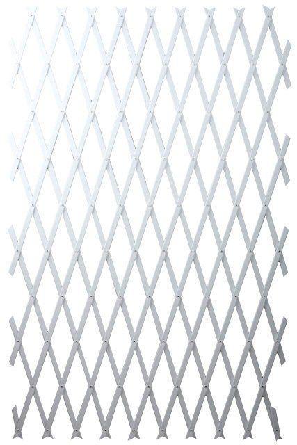 Ограда садовая белая Raco, 50 х 150см (42359-54201W)