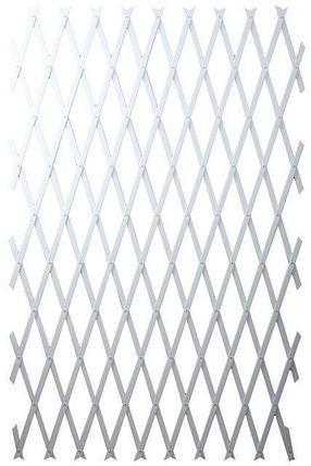 Ограда садовая белая Raco, 50 х 150см (42359-54201W), фото 2