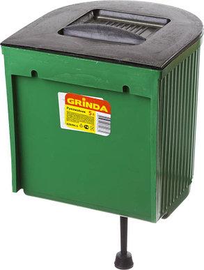 Рукомойник пластиковый Grinda, 5 л (428494-5), фото 2
