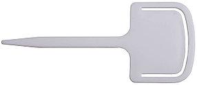 Набор меток-ориентиров с зажимом, Grinda, 125 мм, 10 шт (8-422369-H10_z01)