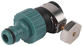 """Адаптер внешний с хомутом (соединитель-труба) Original, Raco, 1/2"""", хомут 14-17 мм (4250-55223C)"""