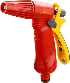 Распылитель поливочный, Grinda, пластиковый, регулируемое сопло, тип пистолетный (8-427361_z02)