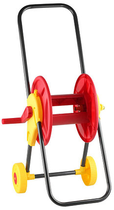 "Катушка для шланга на колесах, Grinda, 60 м/1/2"" (8-428430_z01), фото 2"