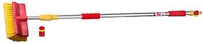 """Щетка моющая на телескопическом удлинителе, Grinda, 1250-2050 мм, 1/2"""" (8-428486_z01)"""
