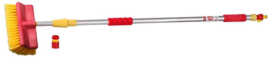 """Щетка моющая на телескопическом удлинителе, Grinda, 1250-2050 мм, 1/2"""" (8-428486_z01), фото 2"""