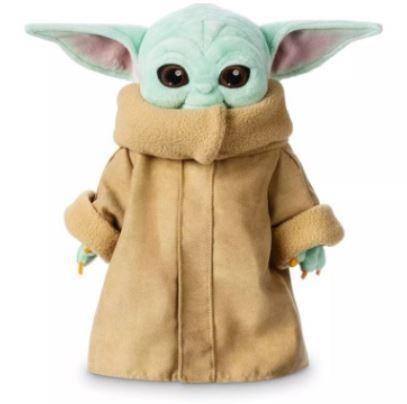 Плюшевая игрушка Малыш Йода