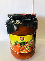 """Салат """"лечо"""" 0.7 литров"""