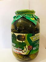 Консервированные огурцы 2 литра