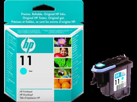 Картридж струйный HP C4836A (№11) Cyan