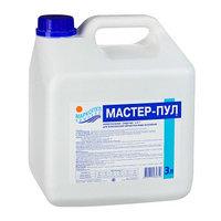"""Жидкое средство Маркопул """"МАСТЕР-ПУЛ"""" """"4 в 1"""" (канистра, 3 л)"""