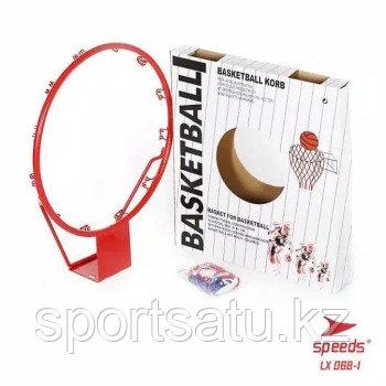 Баскетбольная кольцо с сеткой в наборе