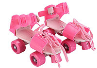 Ролики на обувь раздвижные., фото 1