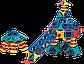Знаток: Удивительный конструктор Знаток Klikko (металлический кейс, 652 детали) 70179, фото 2