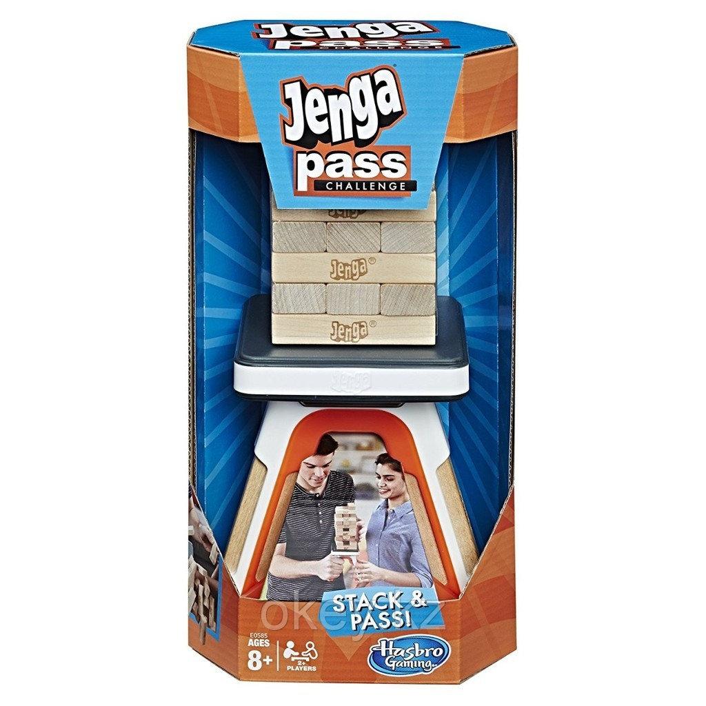 Hasbro: Настольная игра Дженга Челлендж E0585