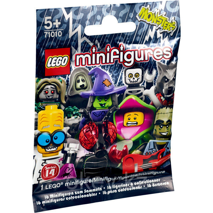 LEGO Minifigures: серия Монстры 71010