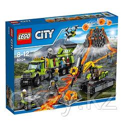LEGO City: База исследователей вулканов 60124