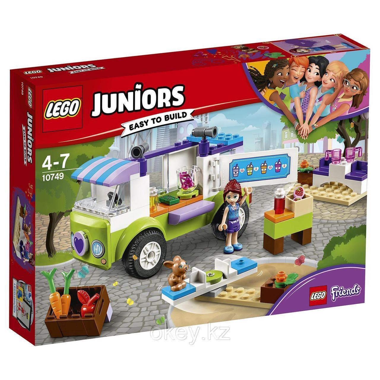 LEGO Juniors: Рынок органических продуктов 10749