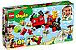 LEGO Duplo: Поезд История игрушек 10894, фото 2
