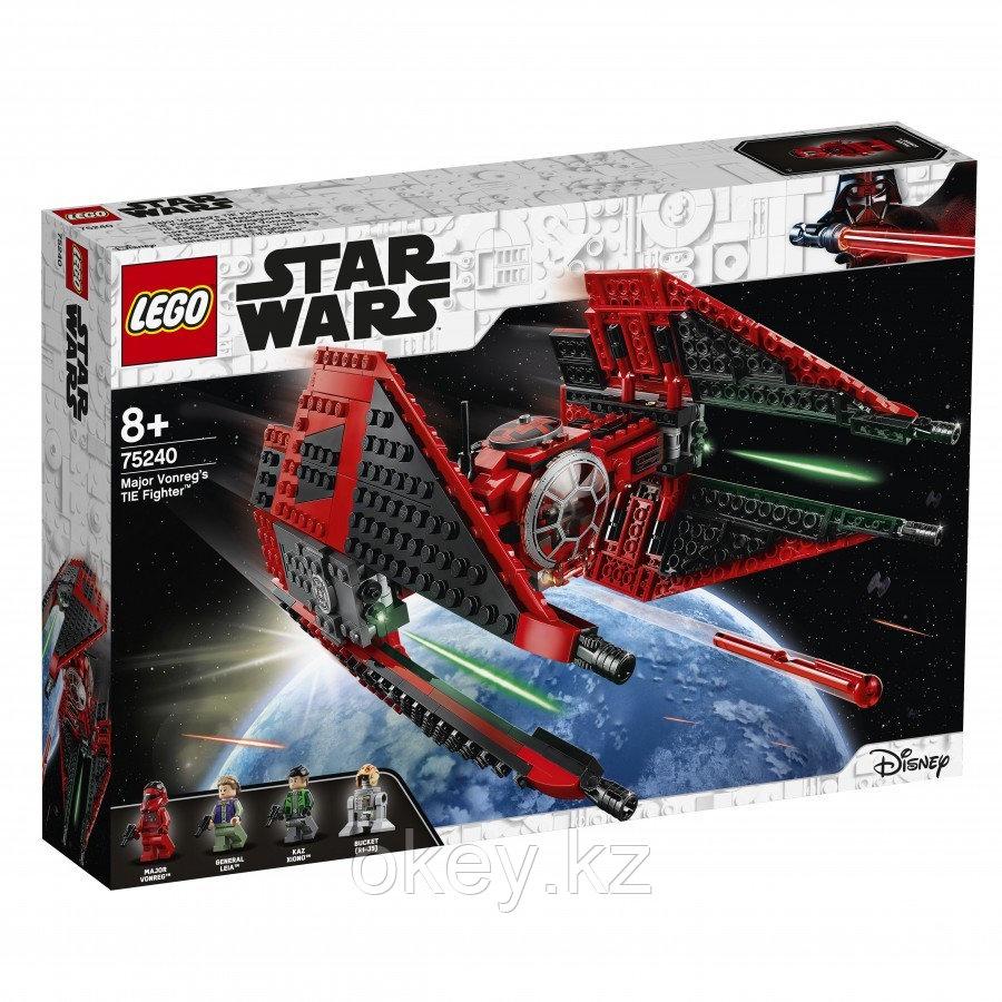 LEGO Star Wars: Истребитель TIE майора Вонрега 75240