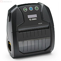 Мобильный принтер чеков и этикеток Zebra ZQ220