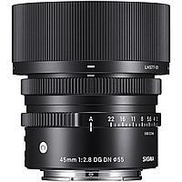 Объектив Sigma 45mm F/2.8 DG DN Contemporary Sony