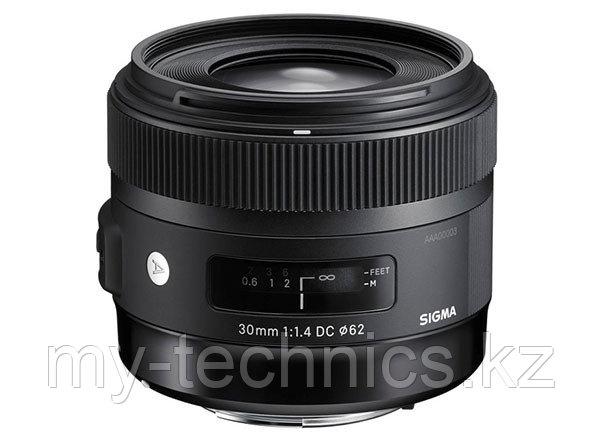 Объектив Sigma 30mm F/1.4 DC HSM Art для Nikon