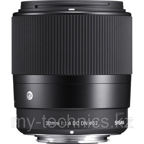 Sigma 30mm f/1.4 DC DN Contemporary для MFT Mount