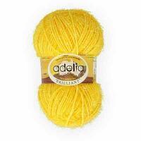 Пряжа Adelia Пряжа Adelia Brilliant 03 жёлтый