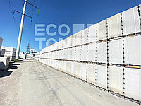 Блок газобетонный автоклавного твердения 300х250х625 мм Экотон Б300