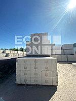 Стеновой газобетон автоклавного твердения 100х250х625 мм Экотон Б100