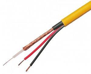 КВК-В-2 нг(A)-HF 2х0,75 кабель комбинированный