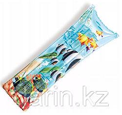 Матрас врослый пляжный 183 х 69 см