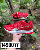 Кроссовки puma красные, фото 1