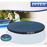 Защитный тент для надувных бассейнов диаметром 305 см 28021, фото 2