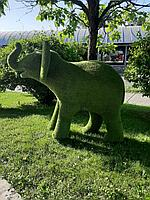 Топиары, фигуры из газона