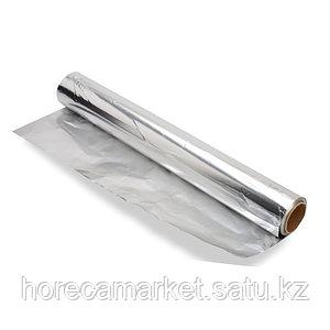 Алюминиевая фольга 29смX100мт 11мкр Прочная (910-075)