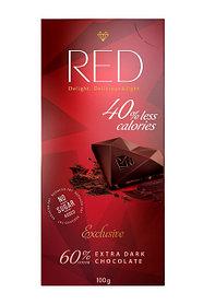 Шоколад RED Delight, Дары Памира БЕЗГЛЮТЕНА И САХАРА