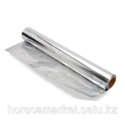 Алюминиевая фольга 44смX100мт 14мкр Суперпрочная (910-139), фото 2