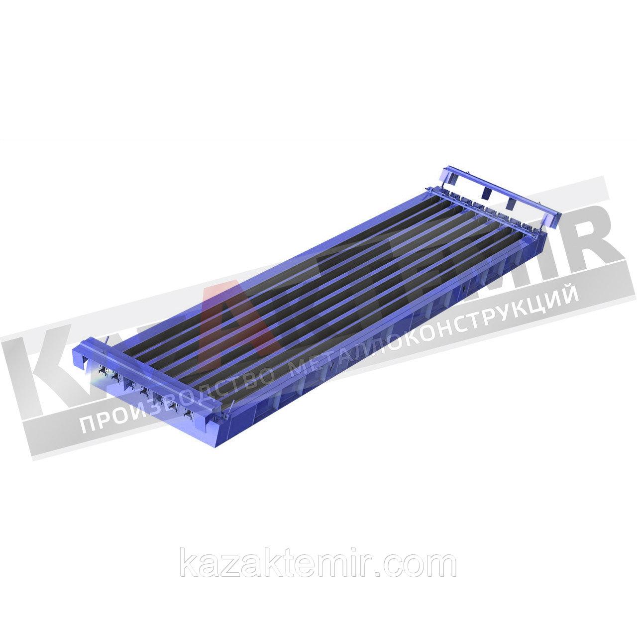 СВ 110 на 8 изделии (металлоформа)