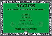 Альбом для акварели ARCHES 300г/кв.м