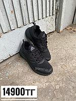 Кроссовки Adidas cloudfoam черные, фото 1