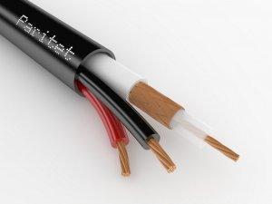 КВК-П-1,5ф 2х0,5 Паритет кабель комбинированный