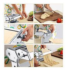 Машинка для приготовления пасты – Лапшерезка (PASTA MACHINE), фото 3